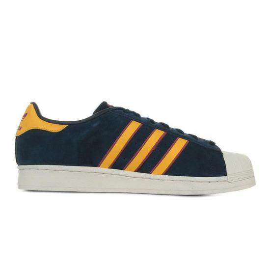 adidas originals superstar bleu marine