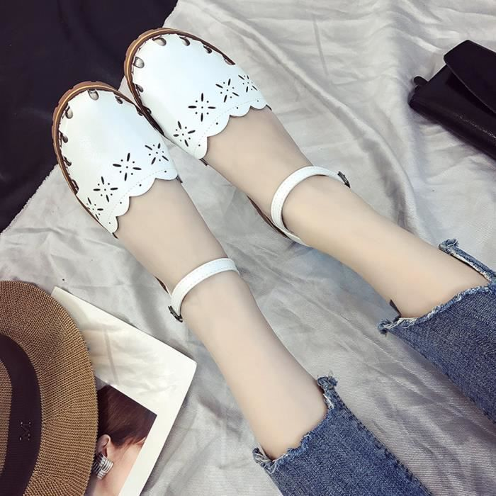 Point Air Thin Talons Chaussures Pompes Toe Femmes Sexy Sandales Femme blanc xXIOdXq