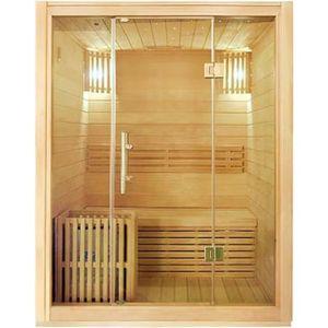 KIT SAUNA  sauna à vapeur en kit Lumi