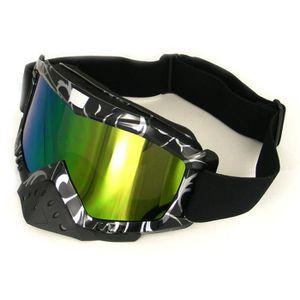 LUNETTES - MASQUE lunettes de Moto Motocross ATV MX Off-Road lunette