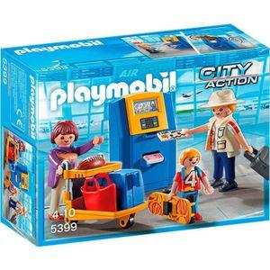 UNIVERS MINIATURE PLAYMOBIL 5399 - City Action - Famille de Vacancie