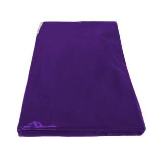 PROTÈGE MATELAS  Coton Housse pour futon simple matelas - Violet pr