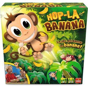 JEU SOCIÉTÉ - PLATEAU Goliath - Hop la Banana - Jeu d'enfants