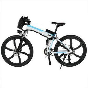 KIT VÉLO ÉLECTRIQUE Vélo électrique montagne électrique pliable avec b