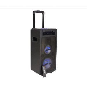 CHAINE HI-FI IBIZA SOUND 10-7132 Système de sonorisation portab