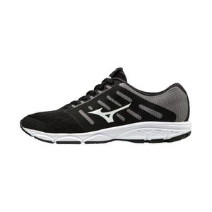 the best attitude 1e0b5 9519b CHAUSSURES DE RUNNING Chaussures running MIZUNO EZRUN Black White QuietS
