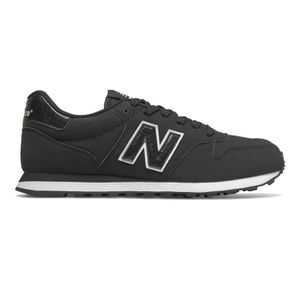 BASKET Baskets New Balance 500 noir/blanc
