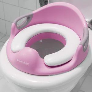 Princesse R/éducteur de toilette souple rembourr/é
