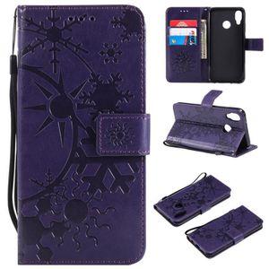 HOUSSE - ÉTUI Housse Téléphone Coque de Protection Huawei P20 Li