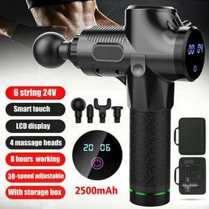 APPAREIL DE MASSAGE  Fascia Massage Gun Pistolet de massage électrique