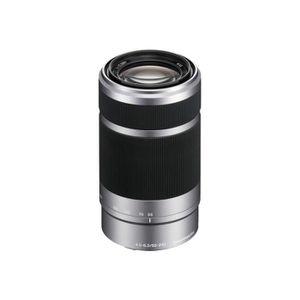 OBJECTIF Sony SEL55210 Téléobjectif zoom 55 mm 210 mm f-4.5