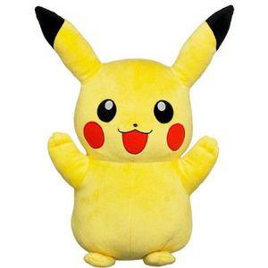 LQLQ Pokemon Anime Pikachu Graduate Fitting Douce Peluche V/êtements Bleu Pikachu en Peluche Poup/ées 28cm aycpg