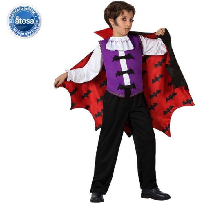 Déguisement Halloween Vampire Garçon