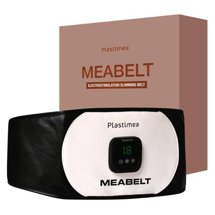 Meabelt 500 - Ceinture Abdominale electrostimulation : Ceinture Minceur - Technologie EMS • Perdre du Ventre Rapidement