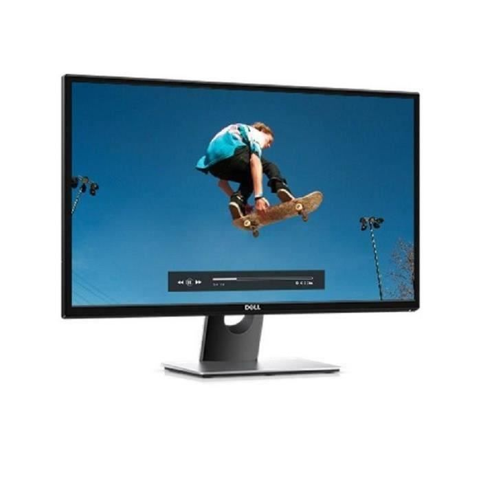 DELL SE2717H - Ecran 27 pouces LED - Dalle IPS - 6ms - 75Hz - VGA/HDMI - AMD Free Sync
