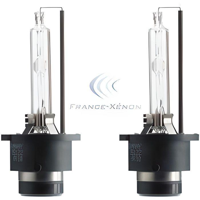 2 x Ampoules xénon D2S/D2R - 6000K