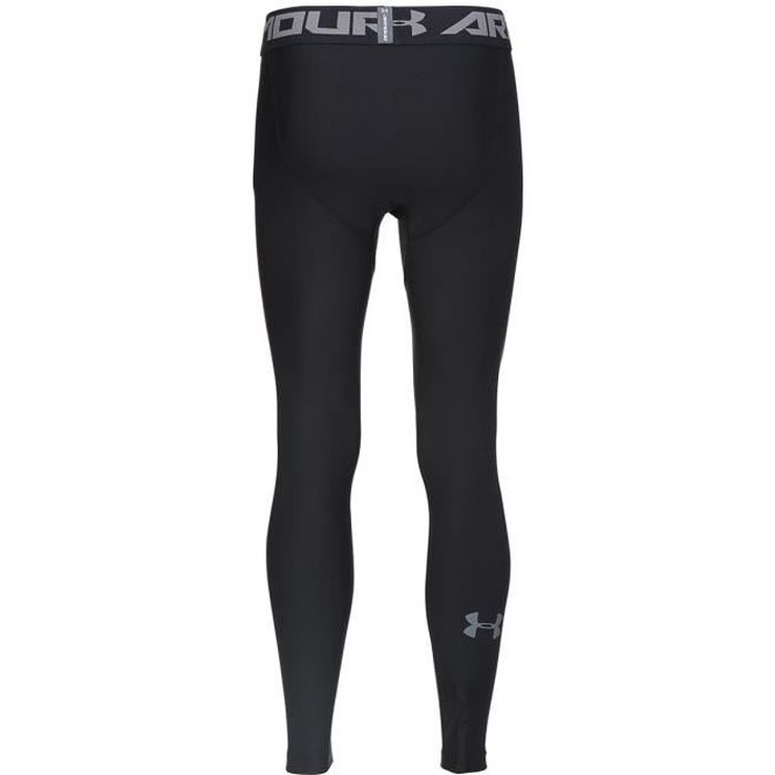 UNDER ARMOUR Legging - Homme - Noir