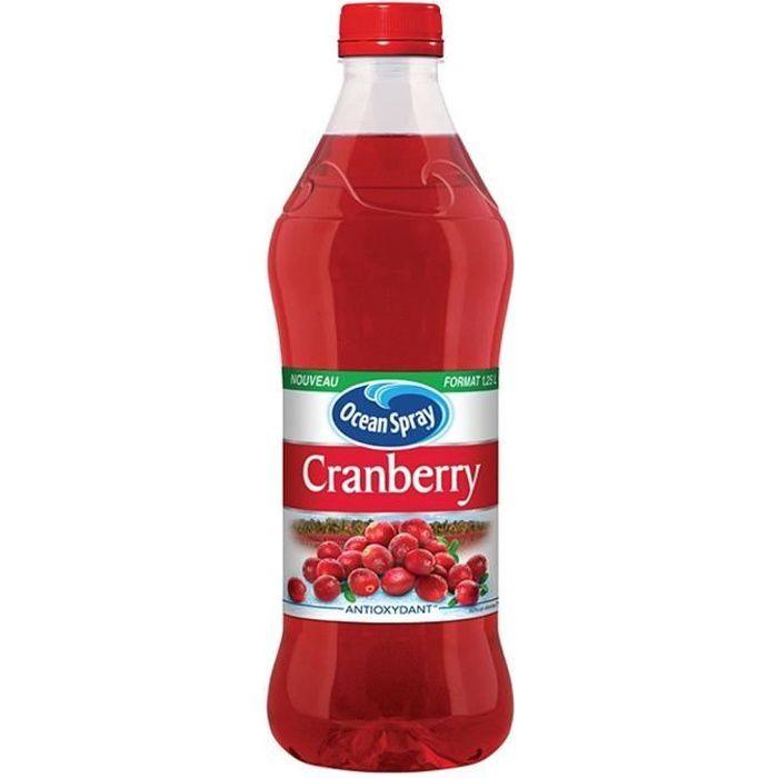 Ocean Spray Cranberry Classic 1,25L (pack de 6)