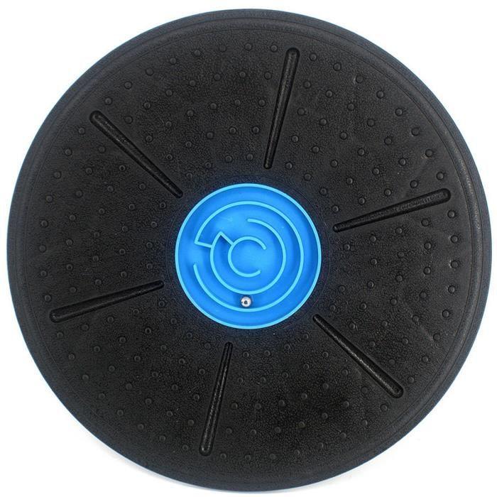Planche d'équilibre de remise en forme à 360 degrés plaques de disque de Massage rotatives planche ronde exercice de torsion