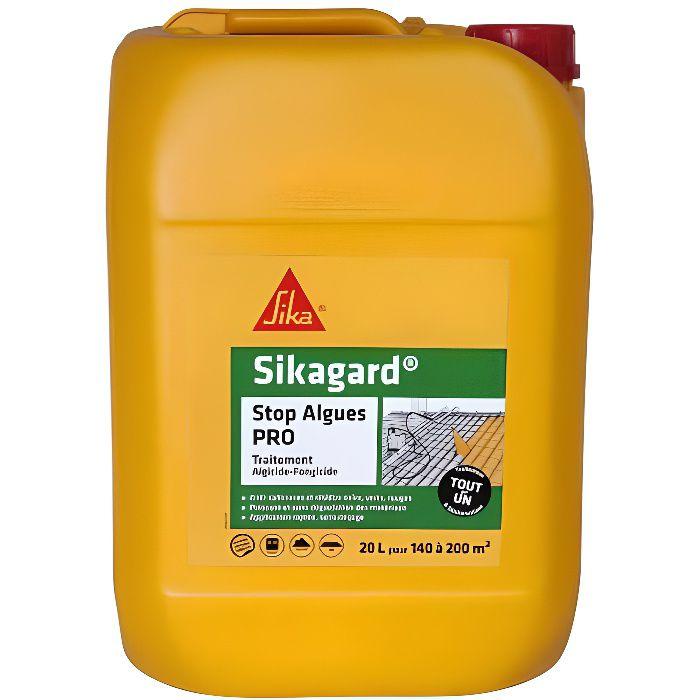 Sikagard Stop Algues PRO - 20L