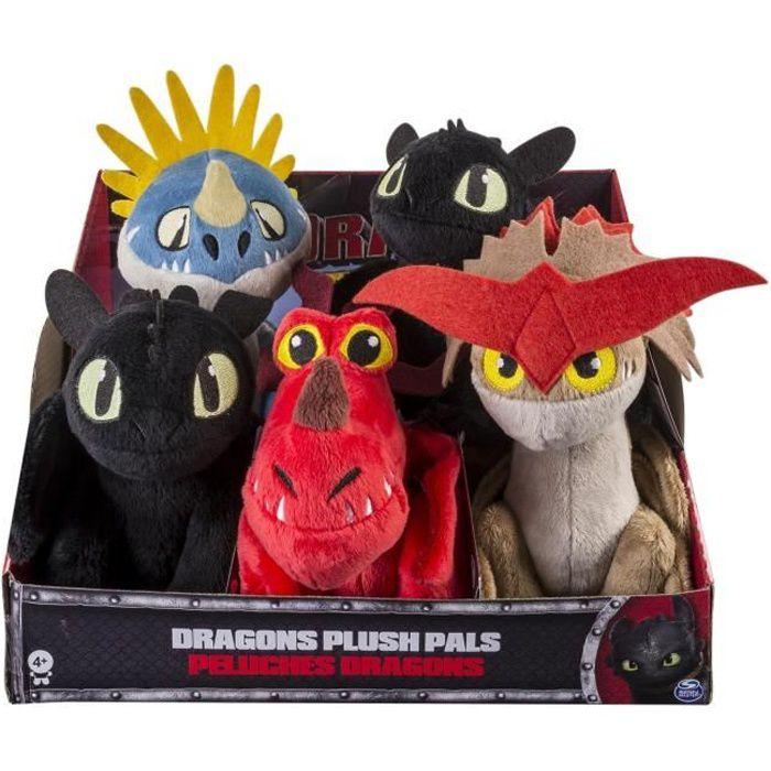 Dragons - Peluche 20 cm Premium