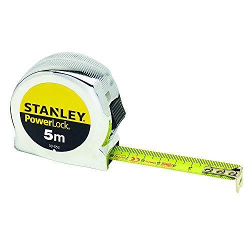 Stanley 033552 Micro Powerlock Mètre à ruban 5 m 0-33-552