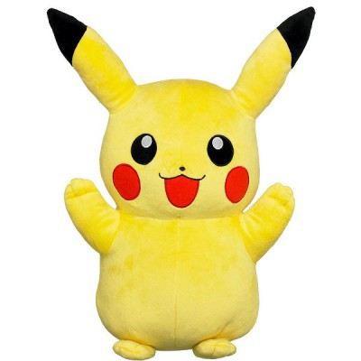 Peluche - Pokemon - Pikachu : 40 cm