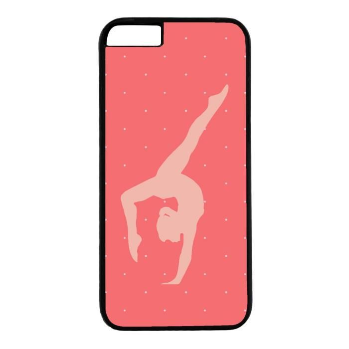 coque iphone 6 gymnastique