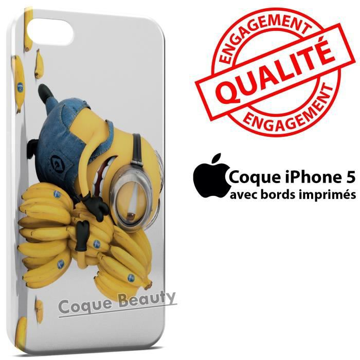 coque banane iphone 5