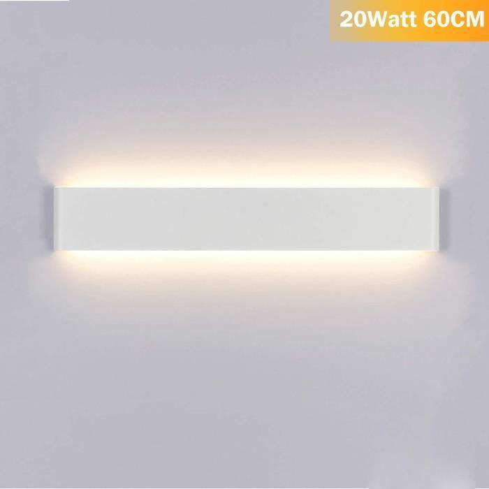 Design chrome verre alu Mur Spot Lampe Salle de Bain Couloir Bureau Cuisine Lampe Salon Chambre