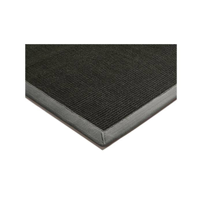 benuta tapis sisal gris 140x200 cm achat vente tapis cadeaux de no l cdiscount. Black Bedroom Furniture Sets. Home Design Ideas