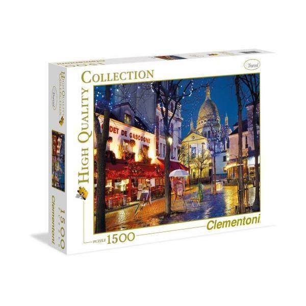 PUZZLE Clementoni - 31999 - Paris, Montmartre