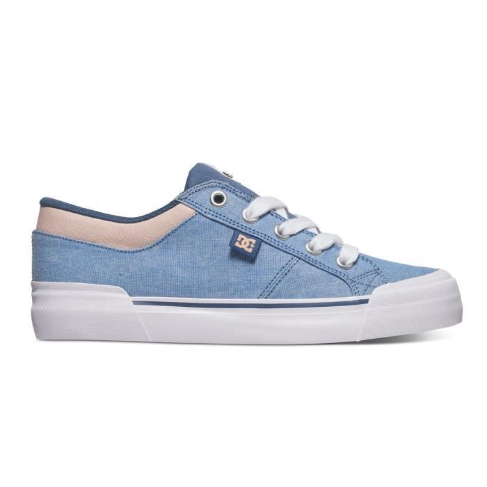Skates shoes - DC DANNI TX SE denim