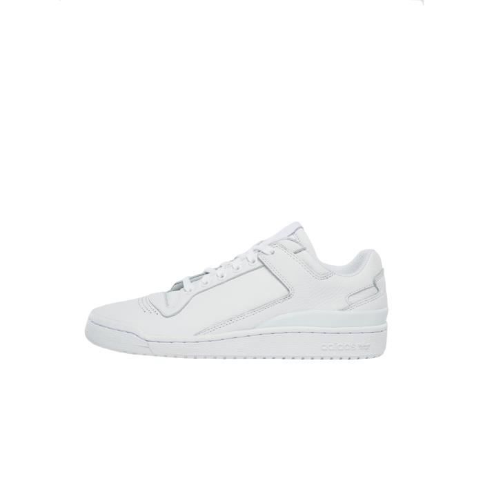 44a0193b47bf9c Adidas originals Homme Chaussures / Baskets Forum Lo Decon Blanc ...