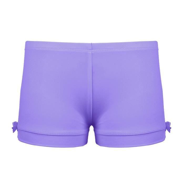 BOXER - SHORTY Shorts de Danse Sport Yoga Fille Enfant Pantalon c