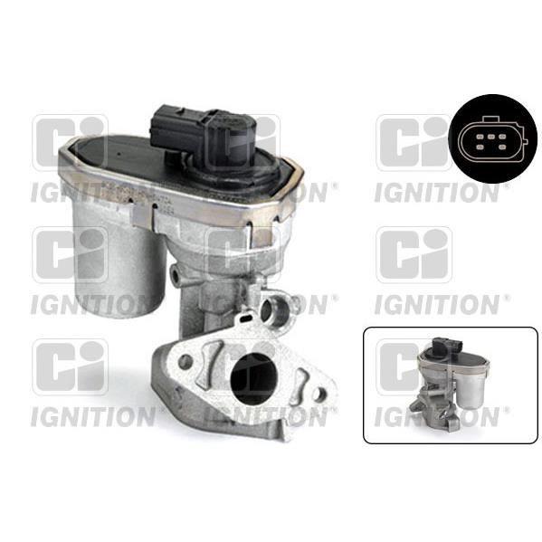 Fuel Parts EGR098 EGR Valve