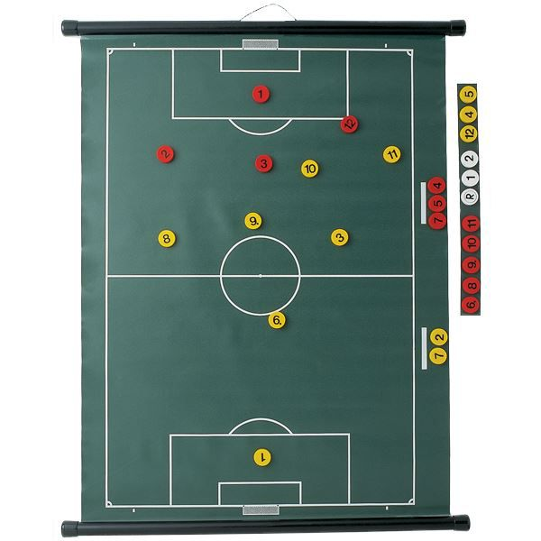 tableau magn tique pliable football prix pas cher cdiscount. Black Bedroom Furniture Sets. Home Design Ideas