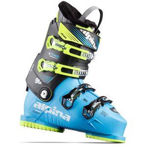 CHAUSSURES DE SKI ALPINA Chaussures de ski Xtrack 90 Homme Bleu et N
