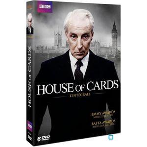 DVD SÉRIE DVD House of Cards - L'intégrale