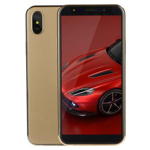 SMARTPHONE 5.7 pouces Caméra HD double Android 6.1 Smartphone