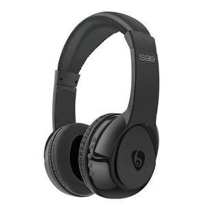 CASQUE - ÉCOUTEURS OVLENG Sans fil Bluetooth Casque écouteur MP3 TF c