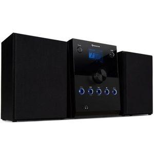 RADIO CD CASSETTE auna MC-30 Chaîne HIFI stéréo compacte avec radio