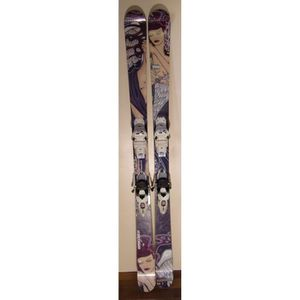 SKI Ski parabolique freestyle NORDICA Ignition