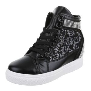 Achat Vente Pas Sneakers Cdiscount Femme Cher Nm0vn8w