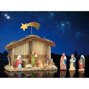 CRÈCHE DE NOËL Crèche de Noël