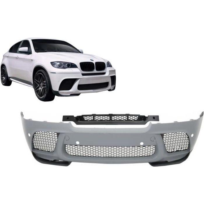 Pare-chocs BMW E71 X6 08-12 et BMW X6 E71 08-14 X6M M Performance Design