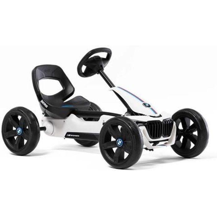 Kart a pedales BERG Reppy BMW - Référence : 24.61.00.00