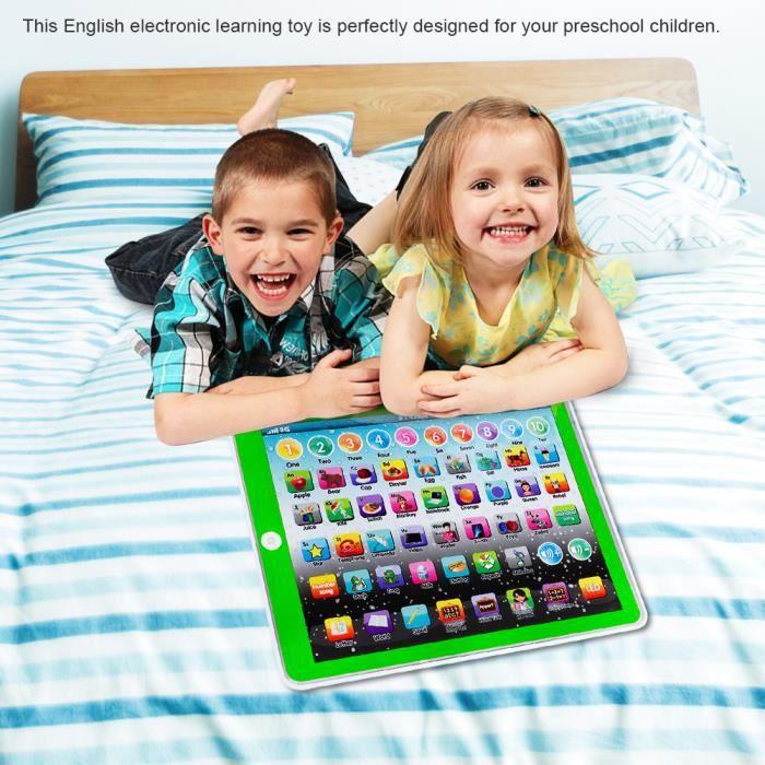 Tablette tactile Éducative pour enfants -JID-ROE