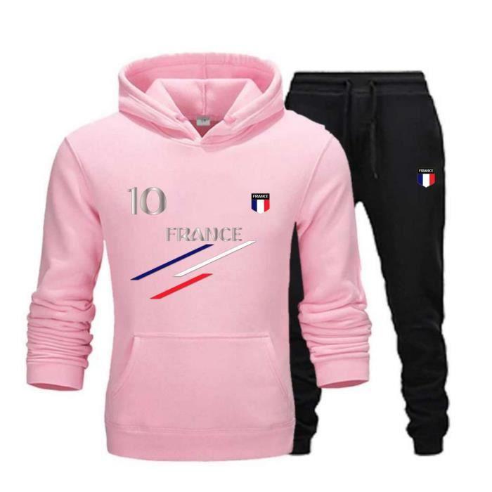 rose Jogging France 2 étoiles rose
