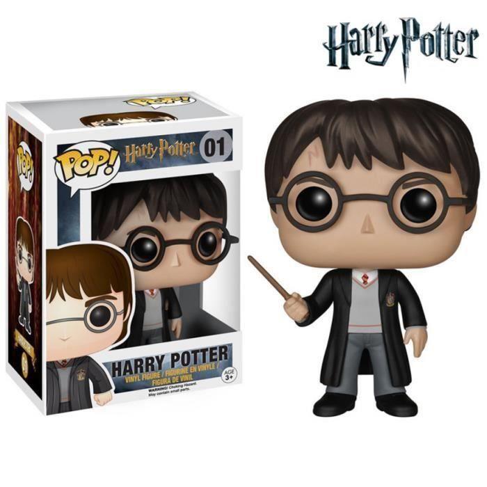 Figurine Harry Potter Pop 10cm